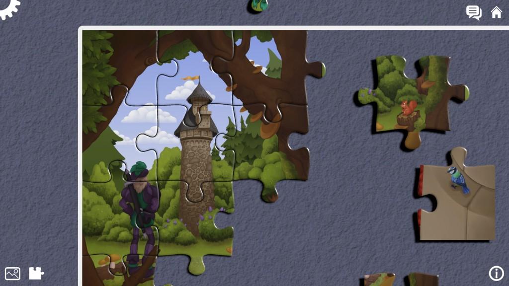Wolf and Hood - screenshot 3web